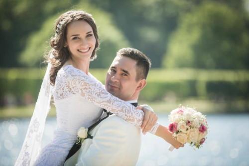 Свадьба Антона и Любы 2018 год