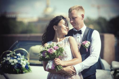 Свадьба Дмитрия и Эли 4 августа 2018